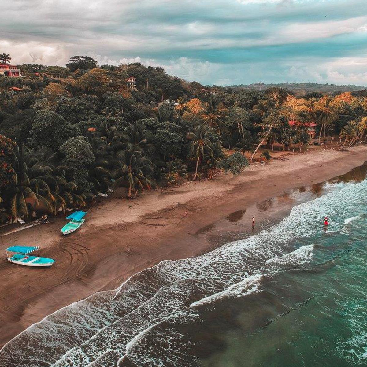 Costa Rica © Esteban Venegas | unsplash