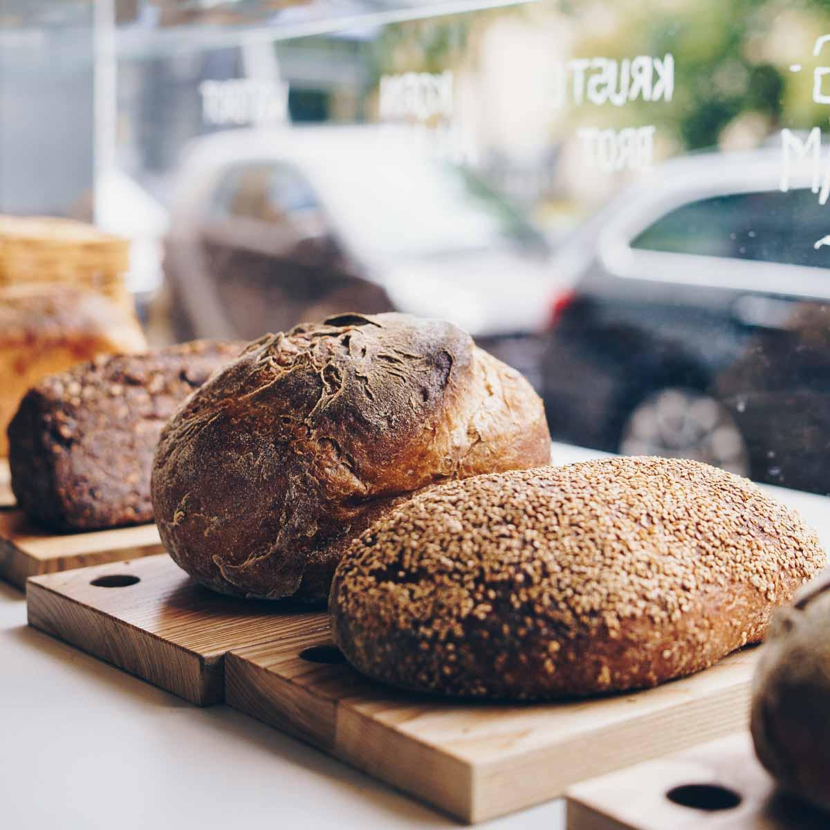 Echt Jetzt Glutenfreies Bio-Brot München