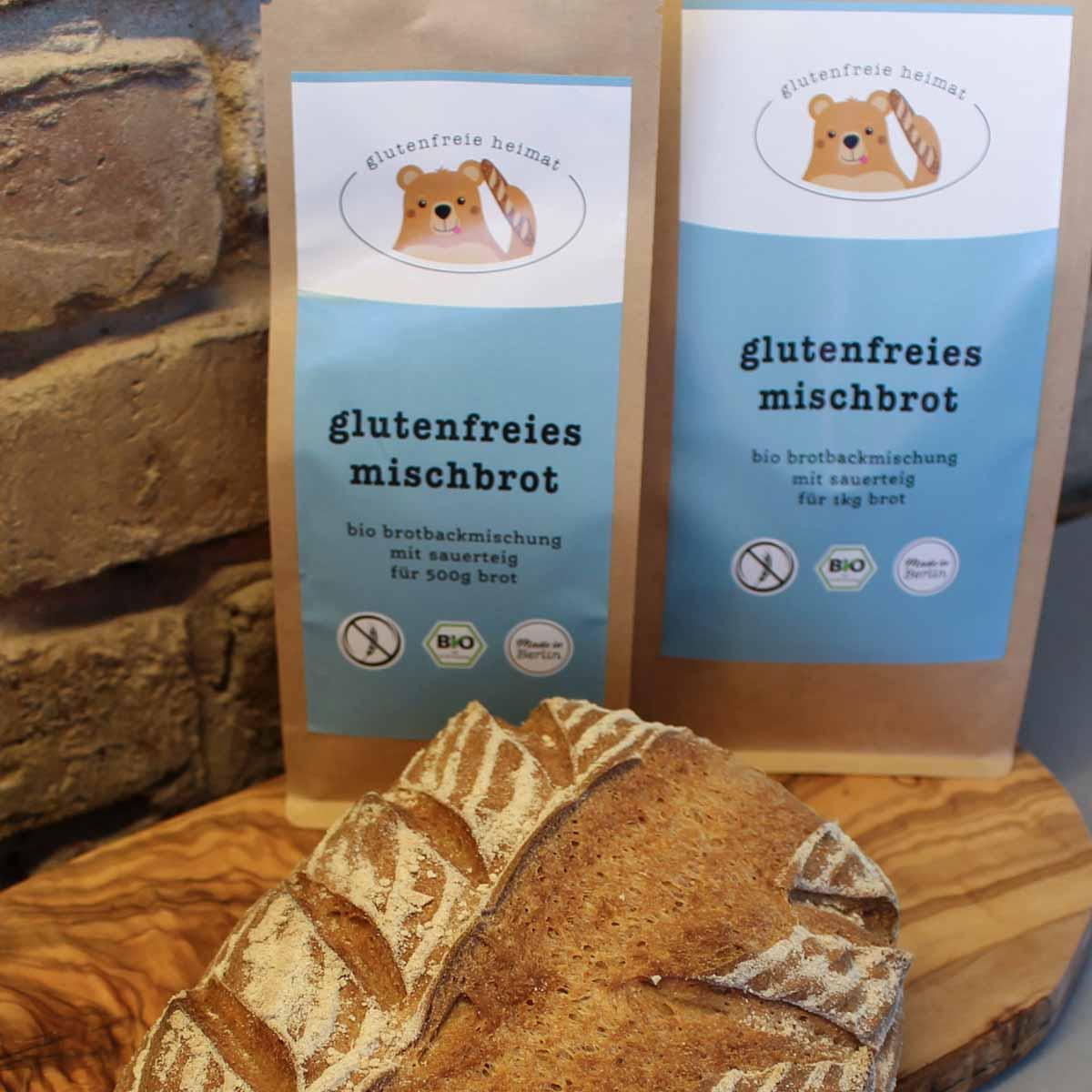 Glutenfreies Brot von Glutenfreie Heimat-2