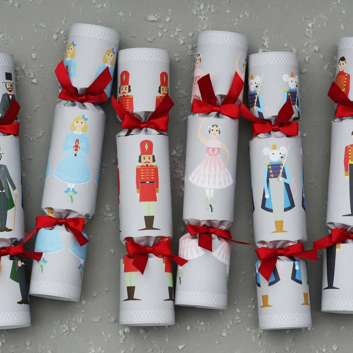 Weihnachtscracker im Gustavia Onlineshop