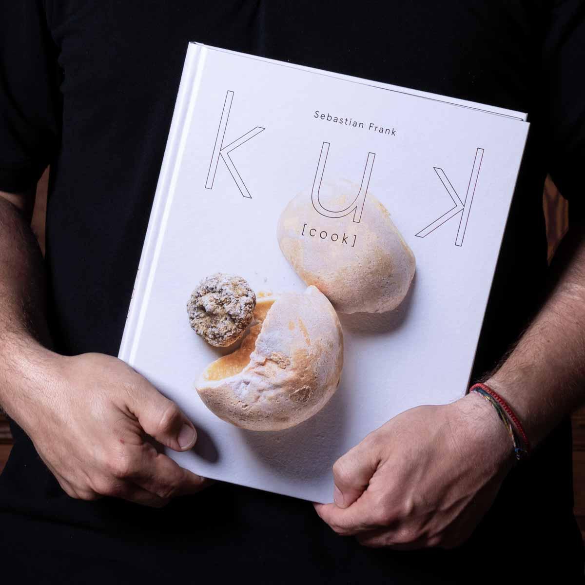 kuk Kochbuch von Stefan Frank