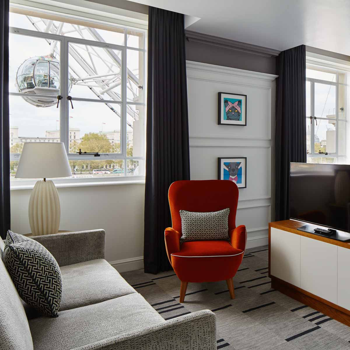 London Marriott Hotel County Hall-5