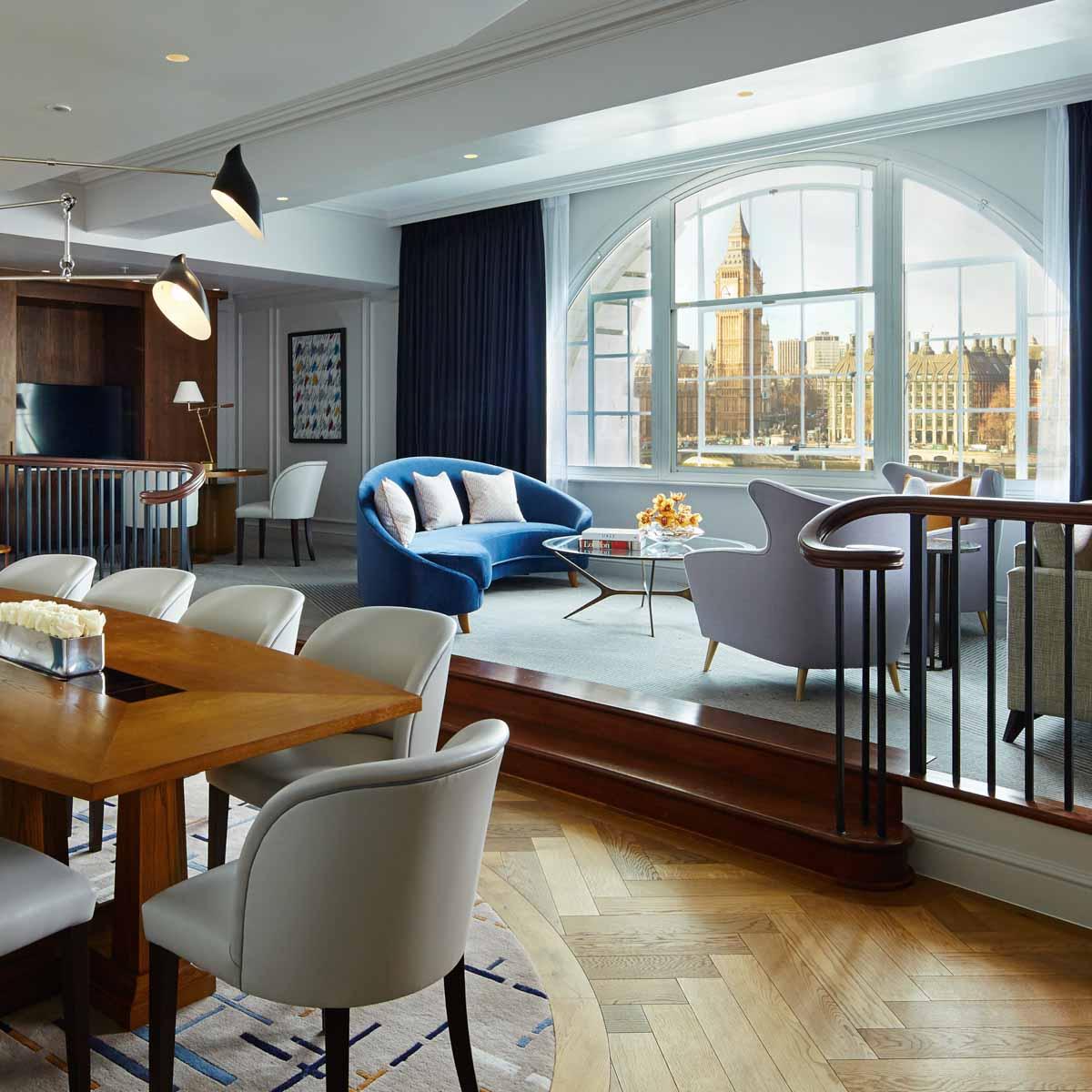 London Marriott Hotel County Hall-6