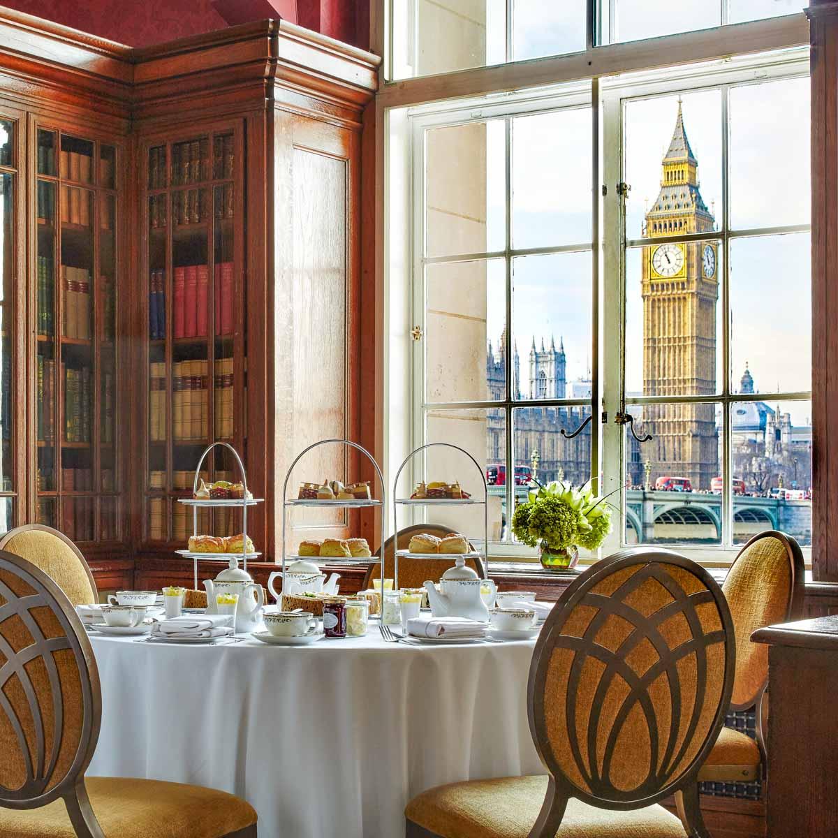 London Marriott Hotel County Hall-9