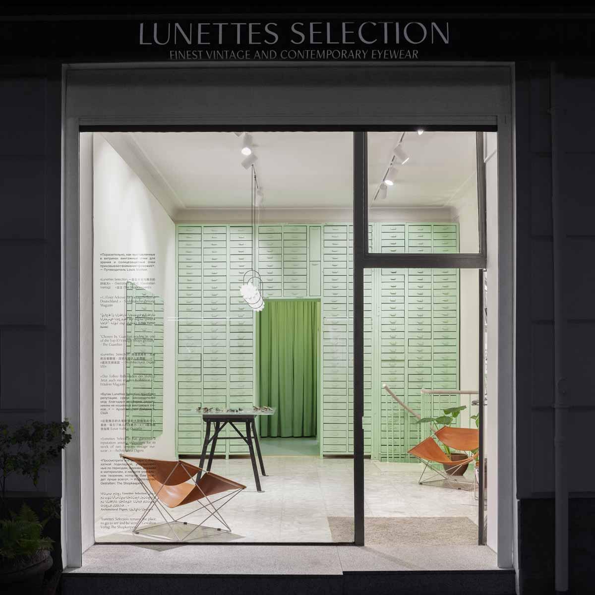 Lunettes Selection Vintage Brillen in Berlin-Charlottenburg-2