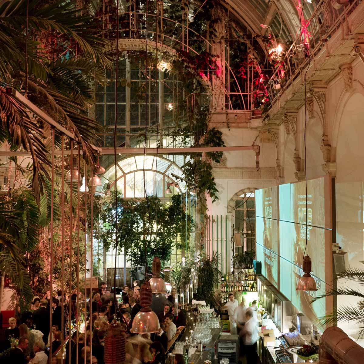 Palmenhaus Café Brasserie Bar in Wien--3
