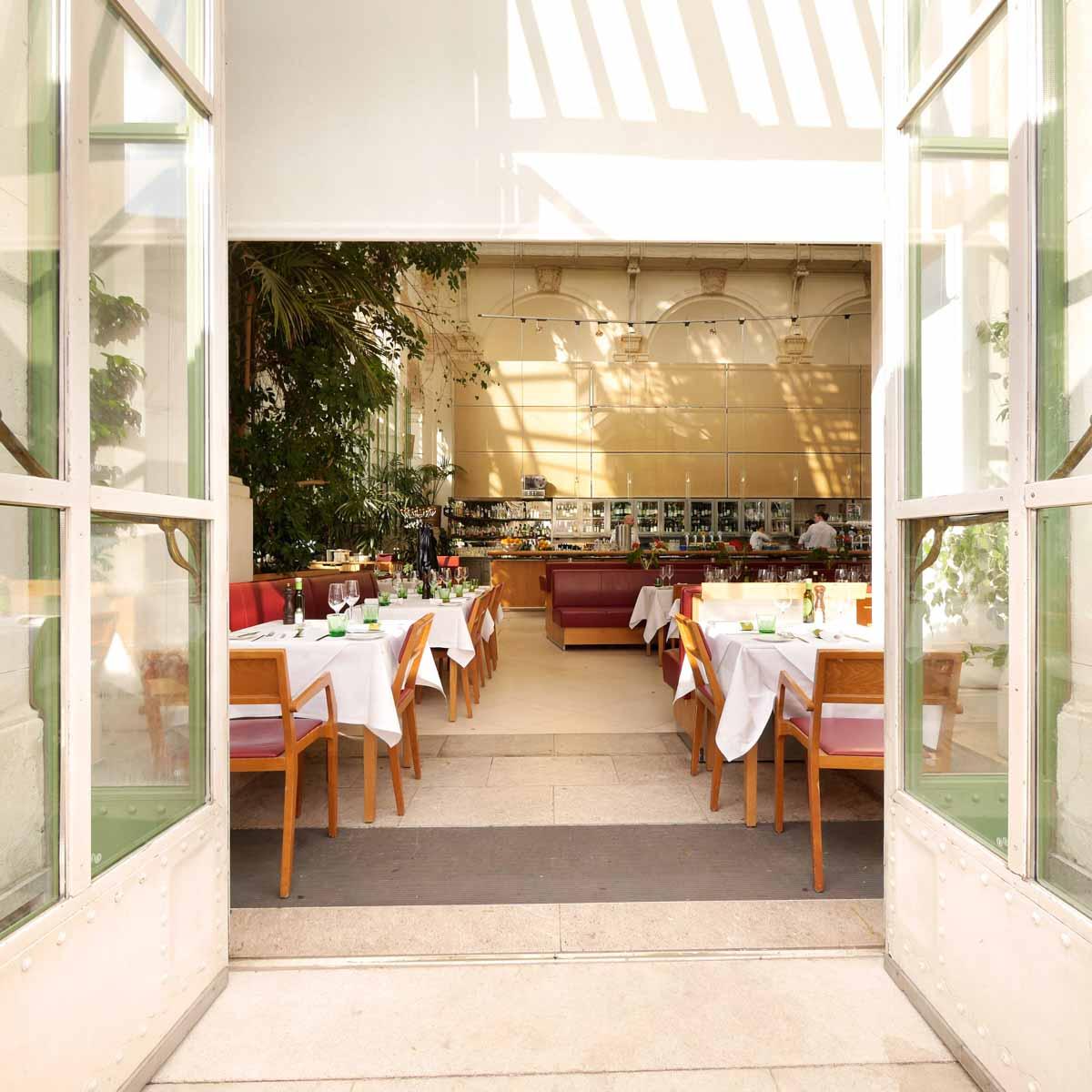 Palmenhaus Café Brasserie Bar in Wien--9