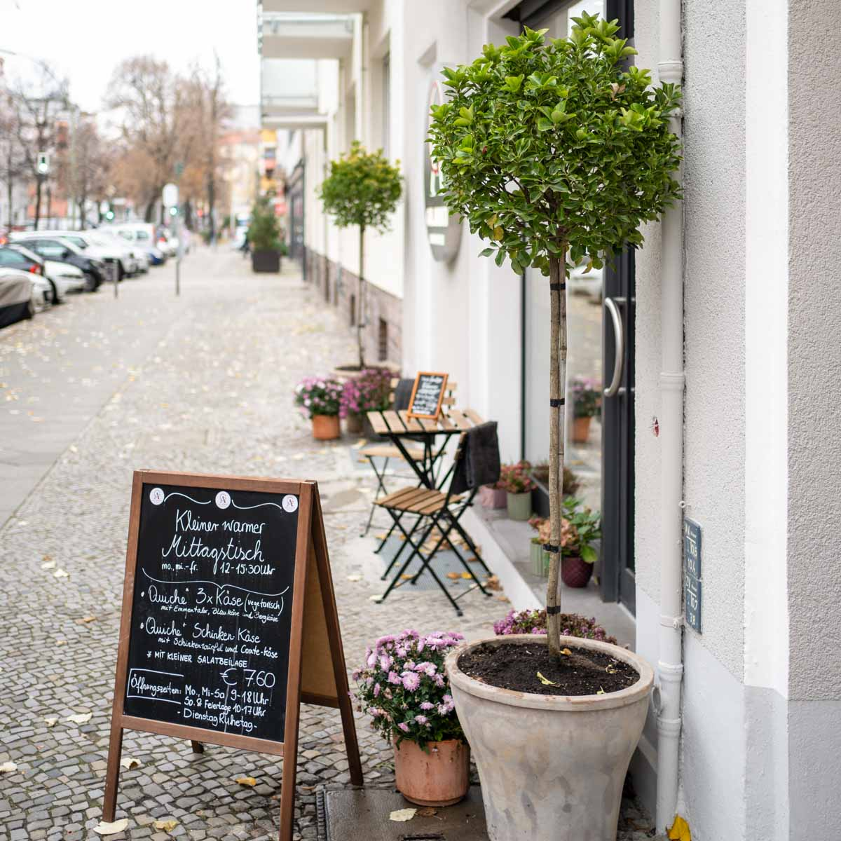 Patisserie Gil Avnon Charlottenburg ©The Dude for Food