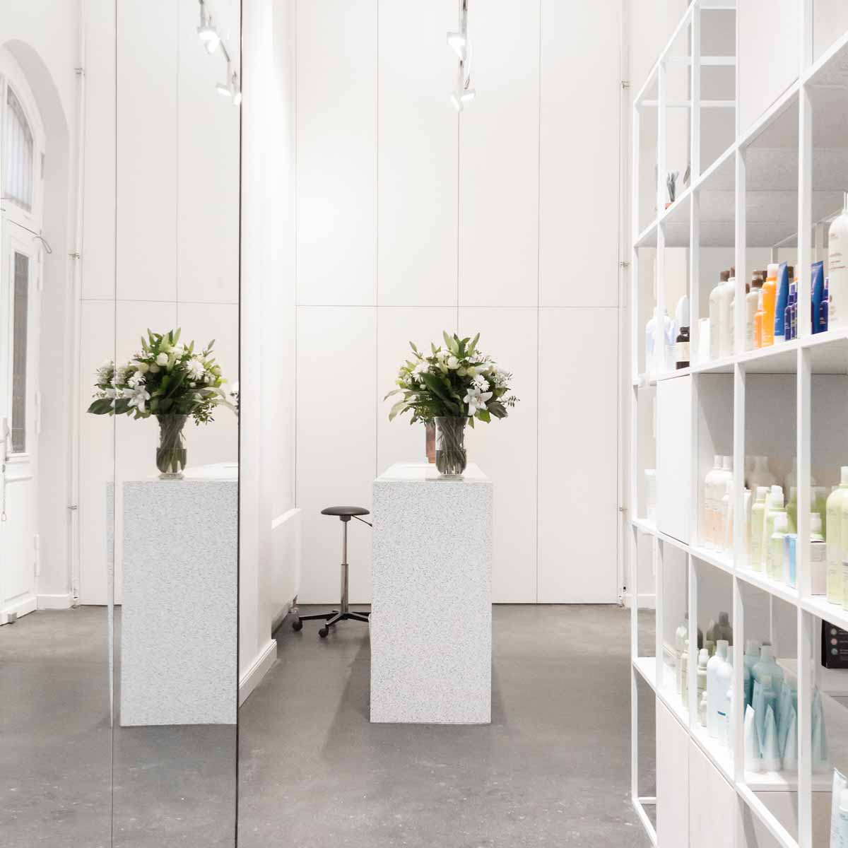 Shift Haircare im Bricks in Schöneberg - Berlin | CREME GUIDES