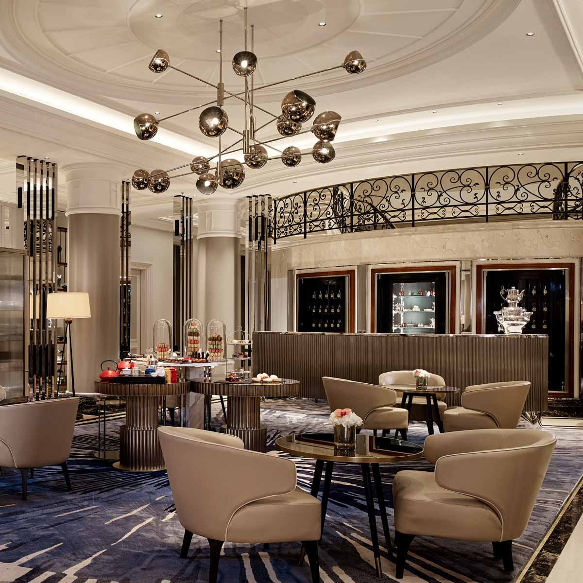 Silvester im Ritz-Carlton, Berlin-2