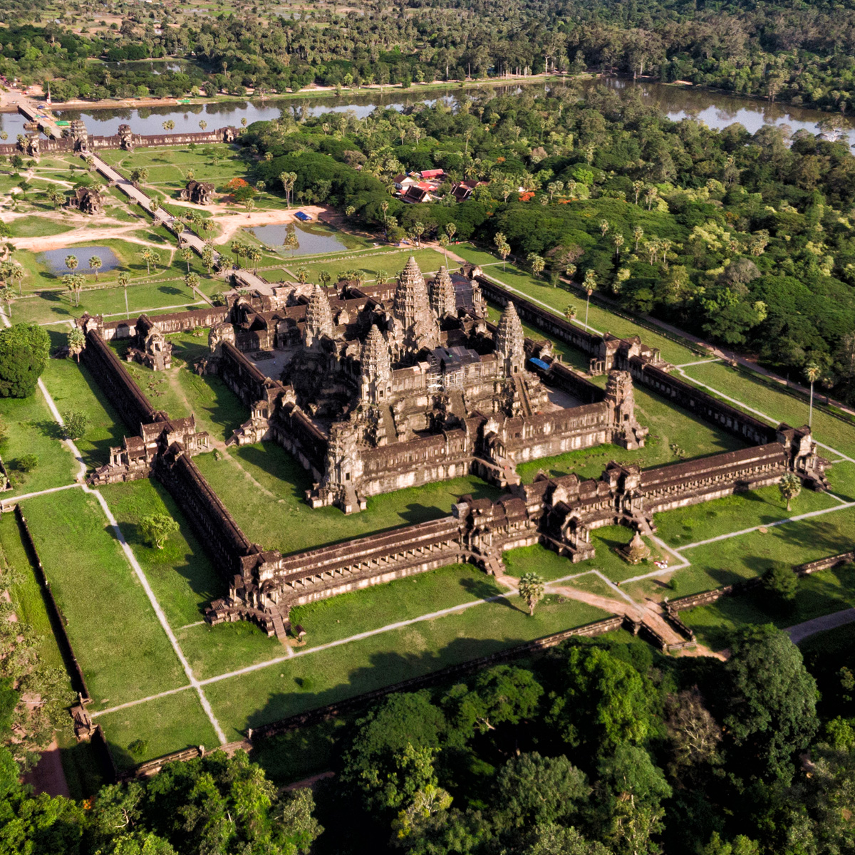 Vietnam & Kambodscha