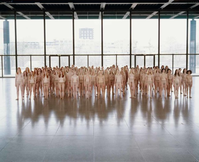 © Vanessa Beecroft | VB55 - Performance, 2005