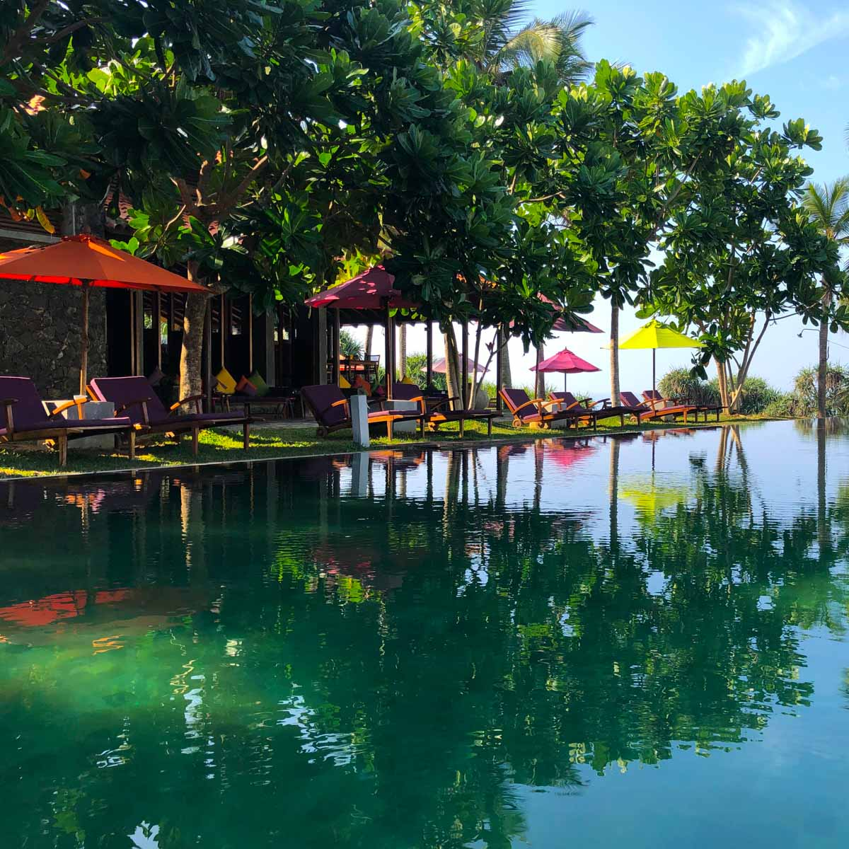 Pilates Reise nach Sri Lanka