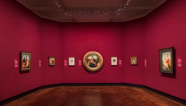 Raffael Ausstellung Gemäldegalerie Berlin