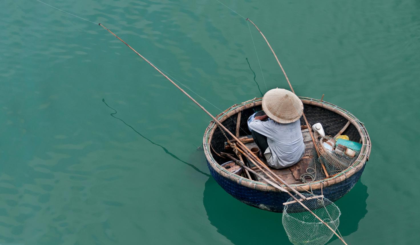 Reise nach Vietnam und Kambodscha