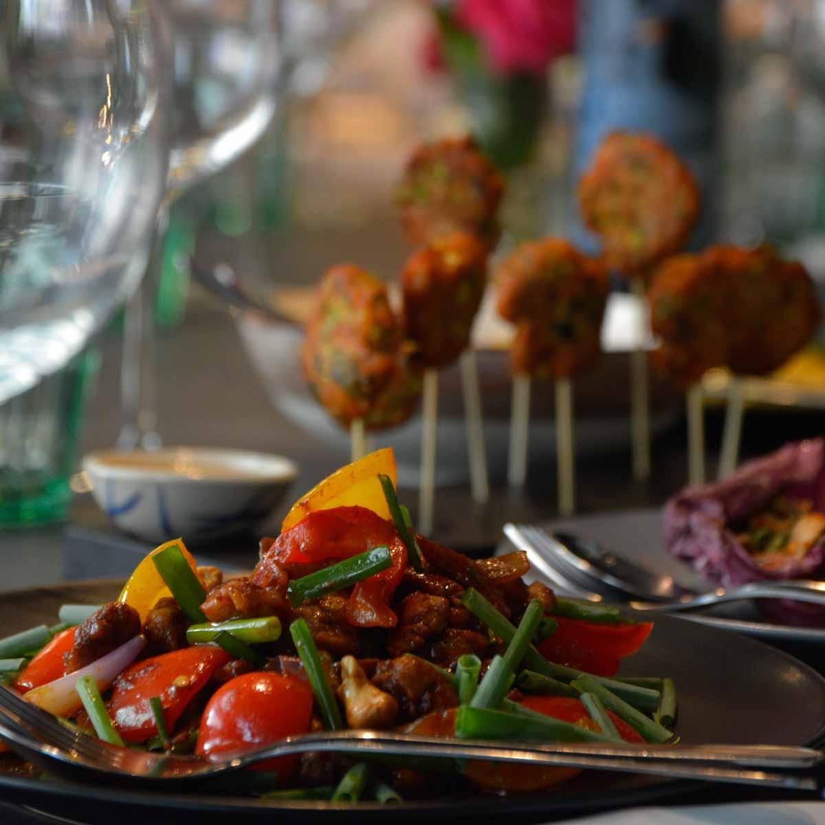 Thailändische Restaurant Kikhao in Zürich-9