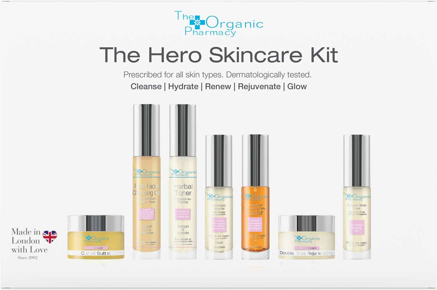 The Hero Skin Care Kit von The Organic Pharmacy_-3
