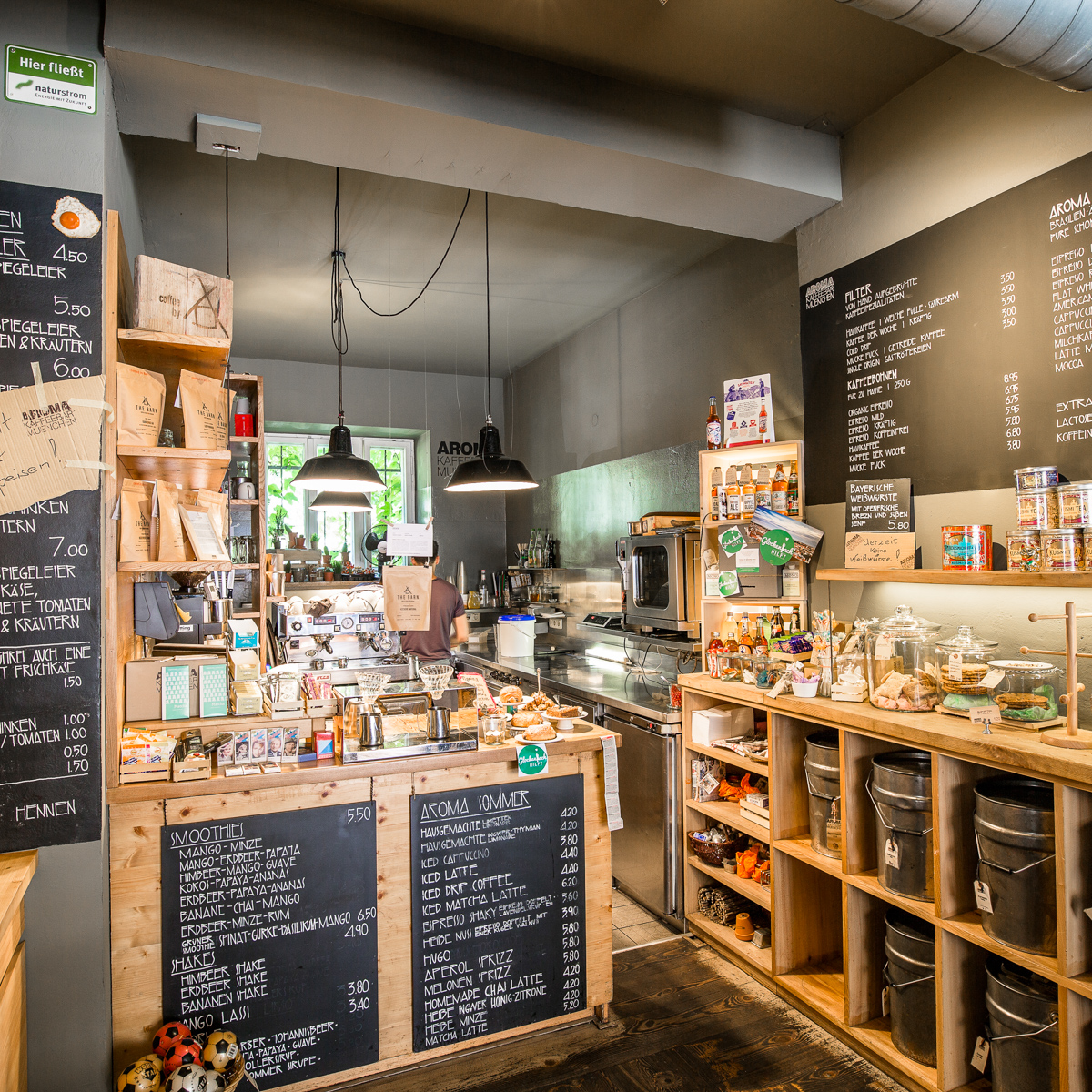 Aroma Kaffee Bar München Glockenbachviertel-5
