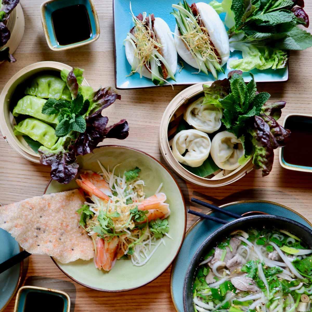 Asiatische Restaurant Jacci in München-Neuhausen-3