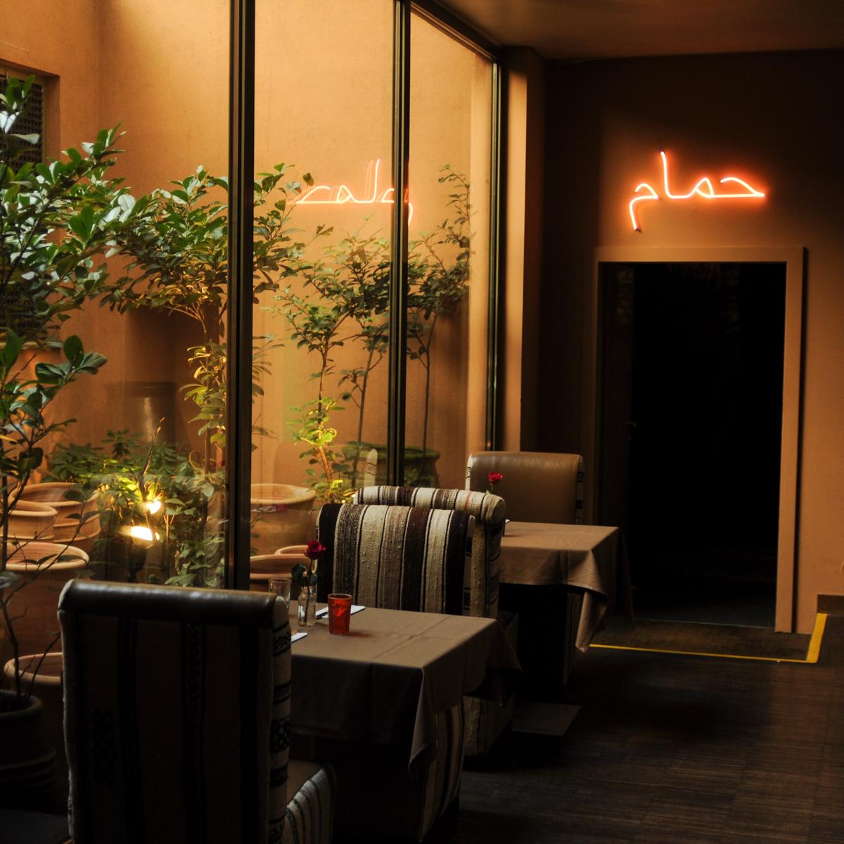Aux Gazelles Restaurant Wien-3