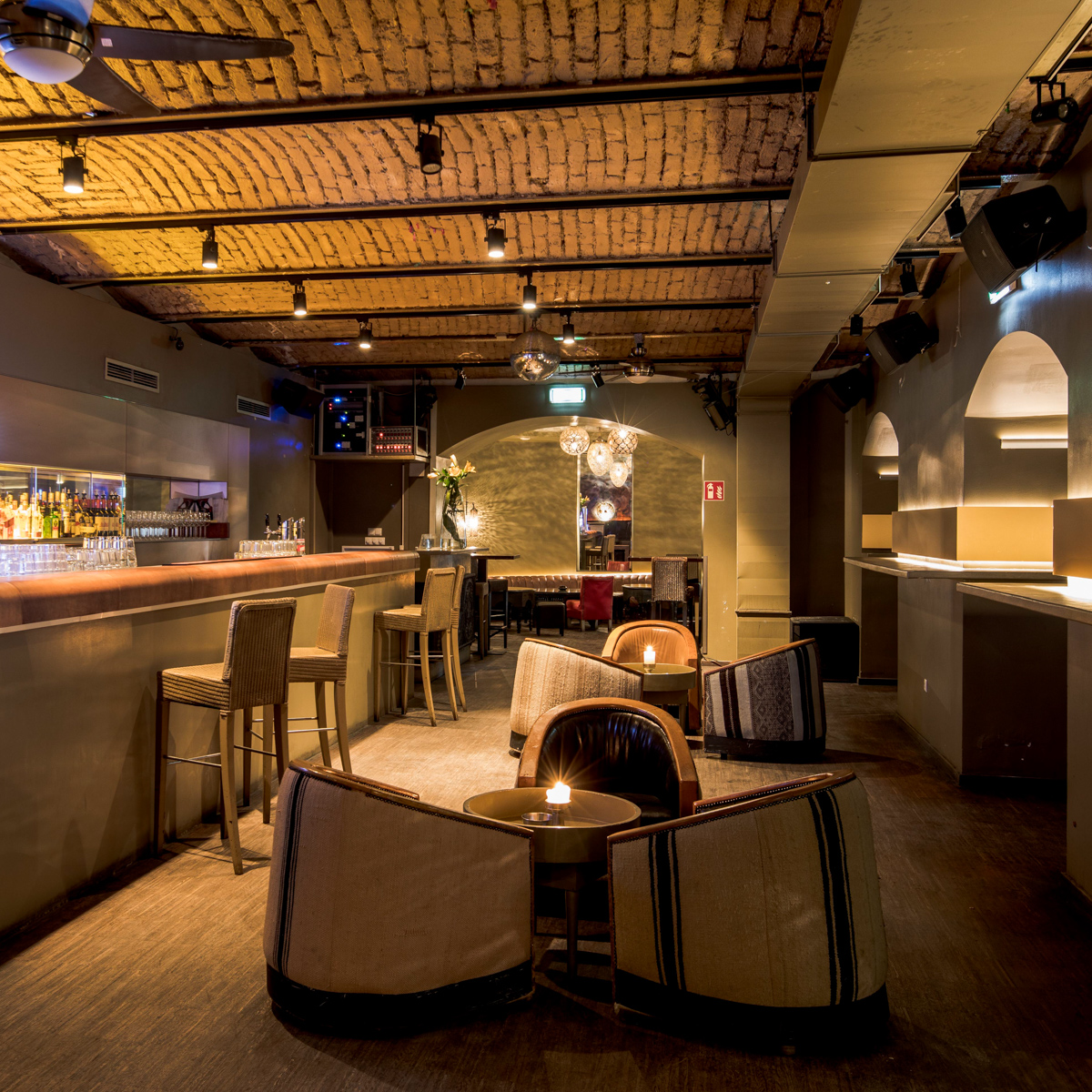 Aux Gazelles Restaurant Wien-4