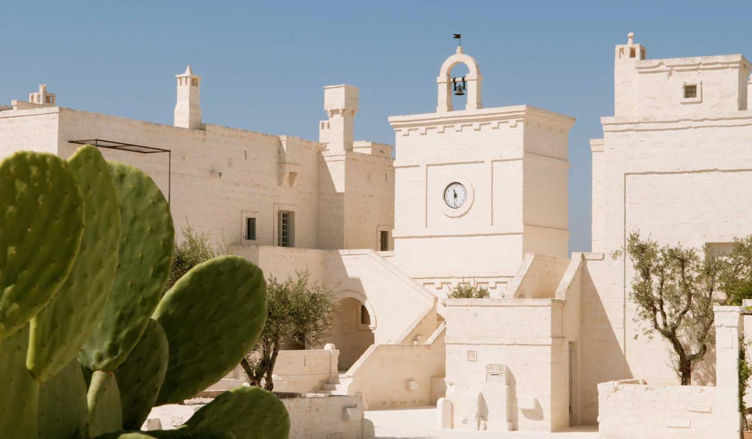 Borgo Egnazia in Apulien