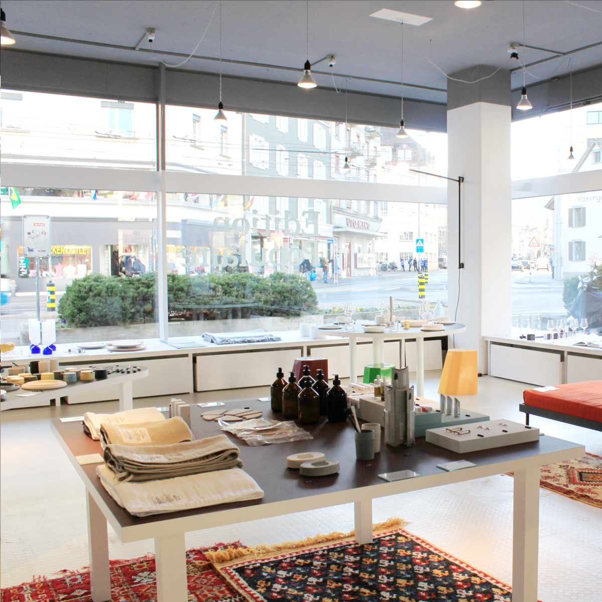 Edition Populaire Concept Store Zürich-5
