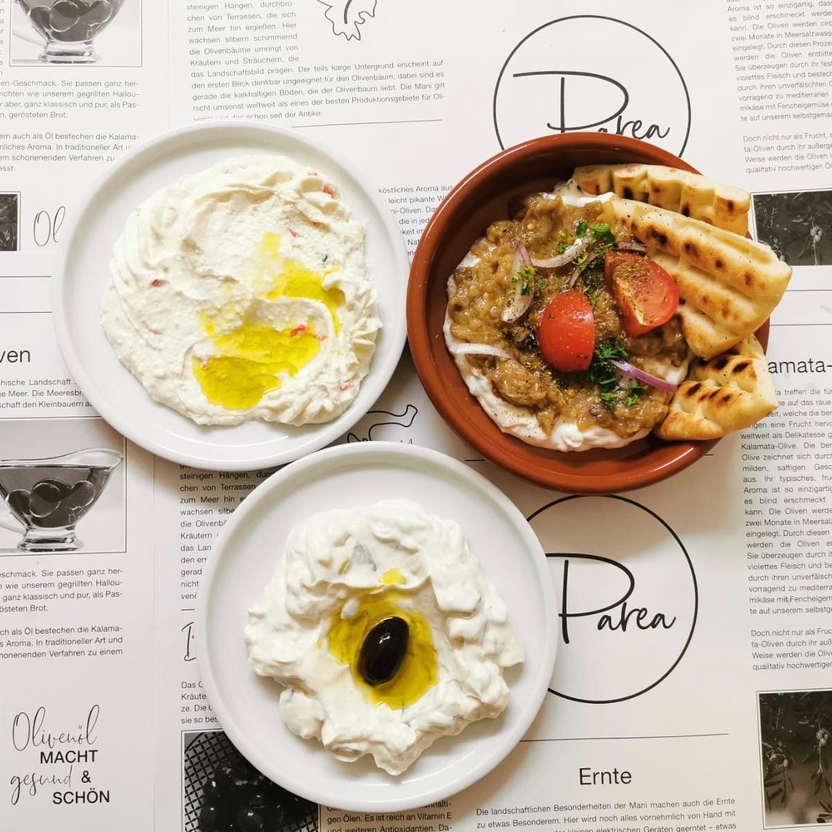 Griechisches Restaurant Parea in Hamburg-1