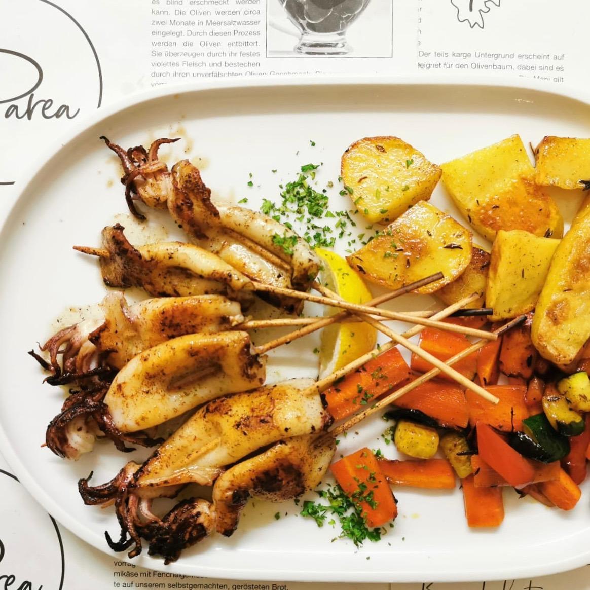 Griechisches Restaurant Parea in Hamburg-5
