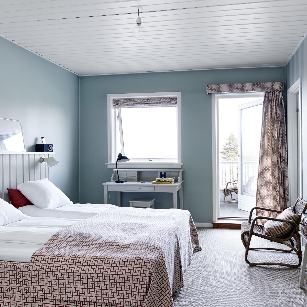 Helenekilde Badehotel bei Kopenhagen_Zimmer