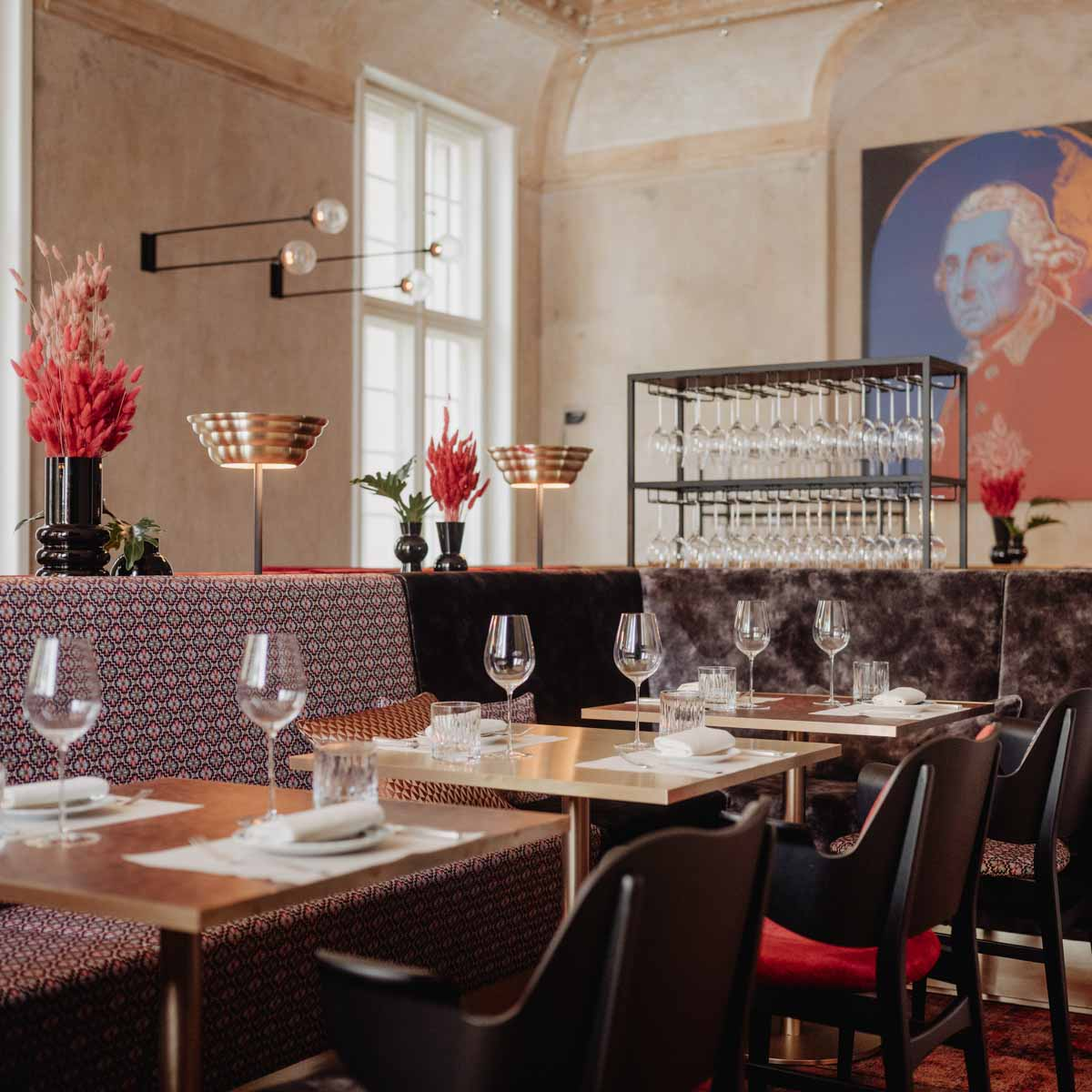 Restaurant Villa Kellermann Potsdam © Nils Hasenau-7