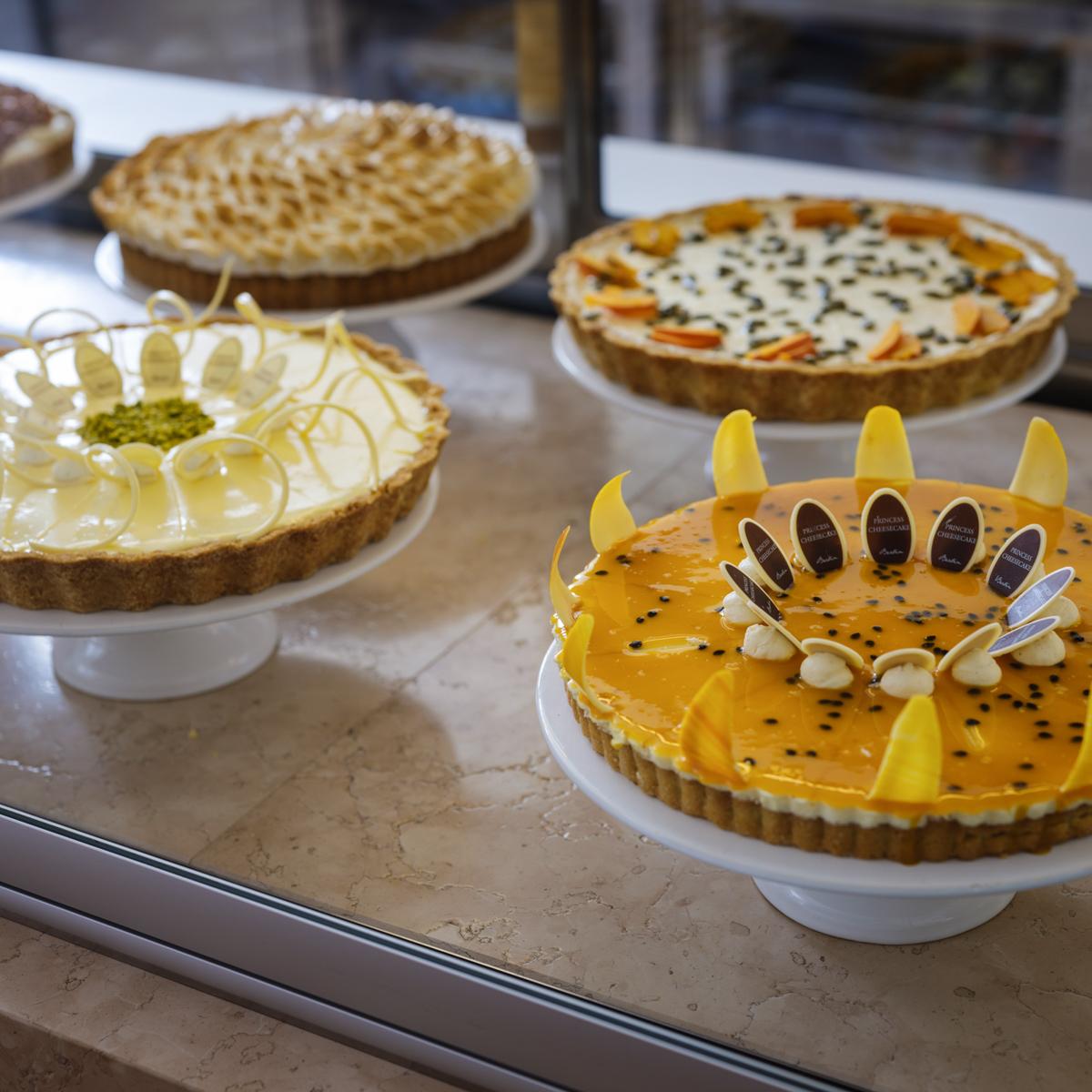 Café Princess Cheesecake in Berlin Charlottenburg-4