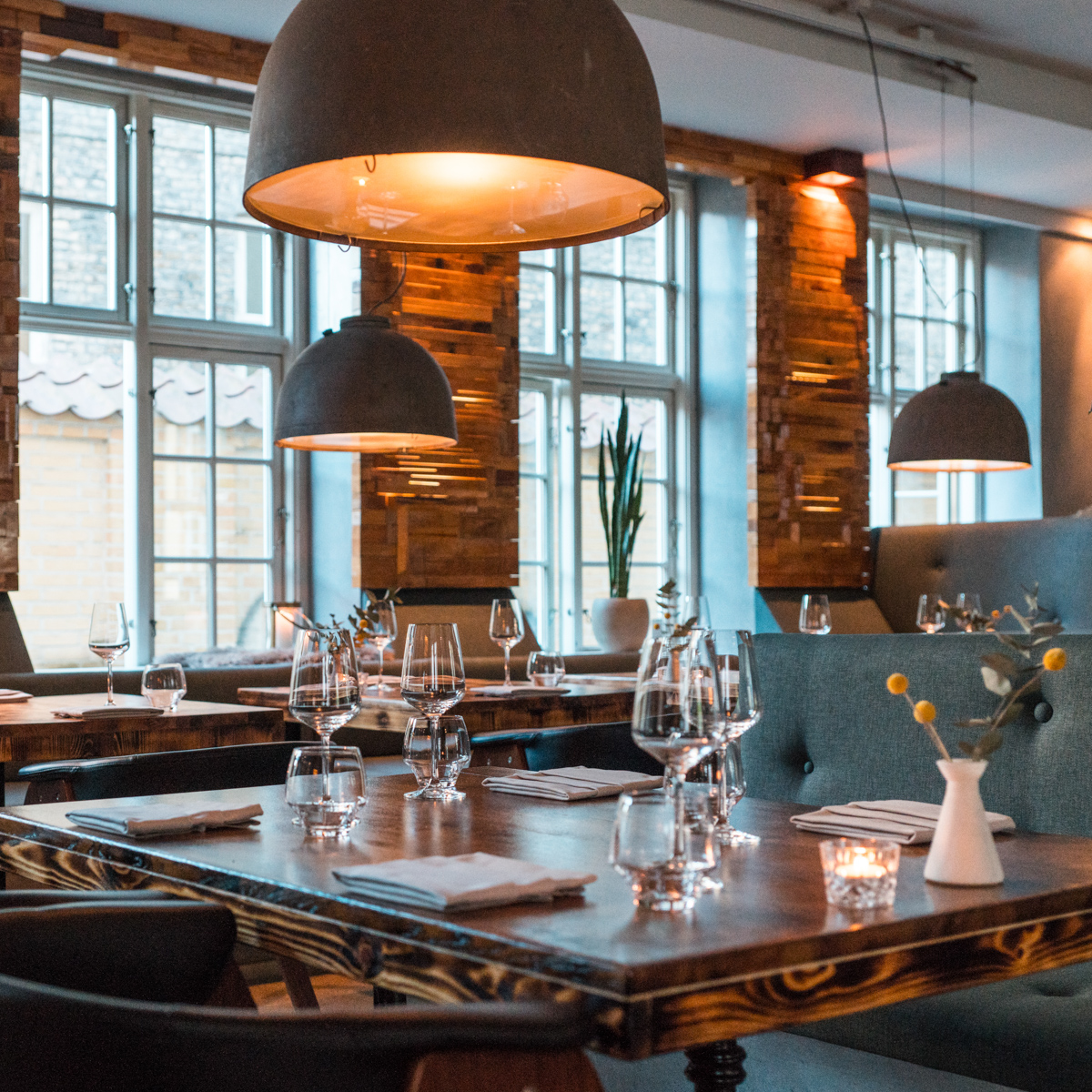 Restaurant Brace in Kopenhagen