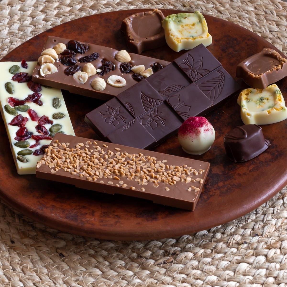 Alida Marstrand Schokoladengeschäft Kopenhagen
