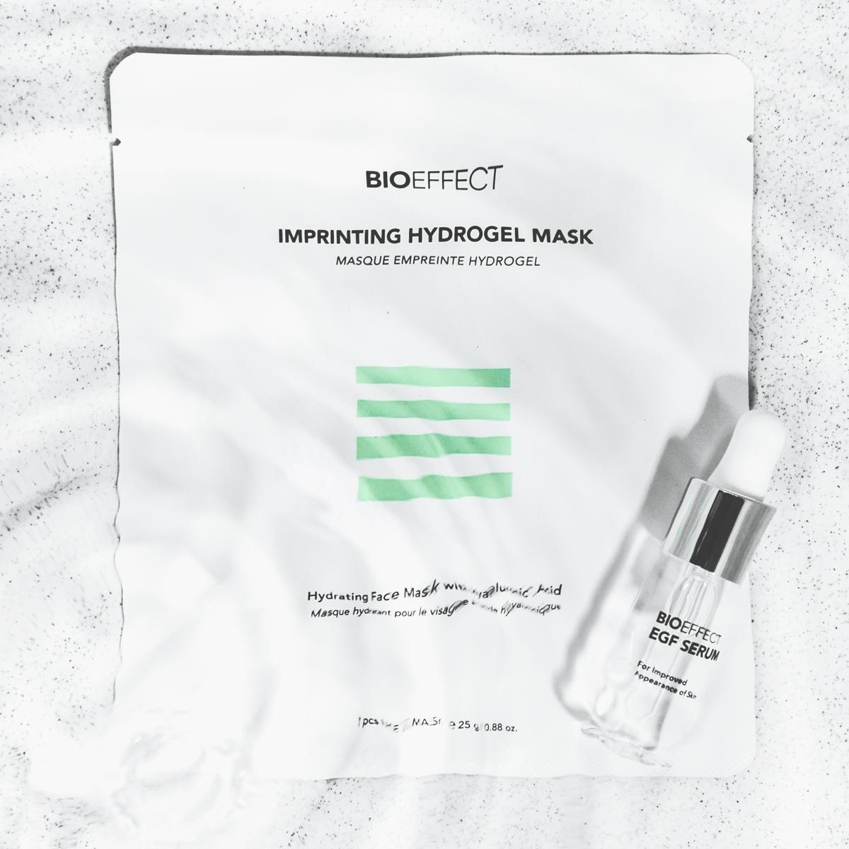 EGF Hydrogel Mask von Bioeffect-2