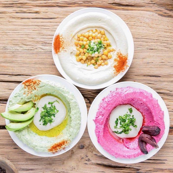 Hummus & Friends Berlin Mitte
