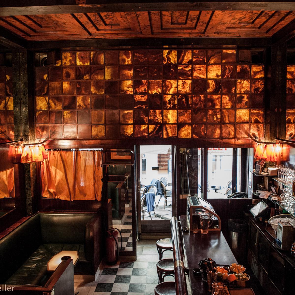 Loos Bar Wien ©Robin Roger Peller-2