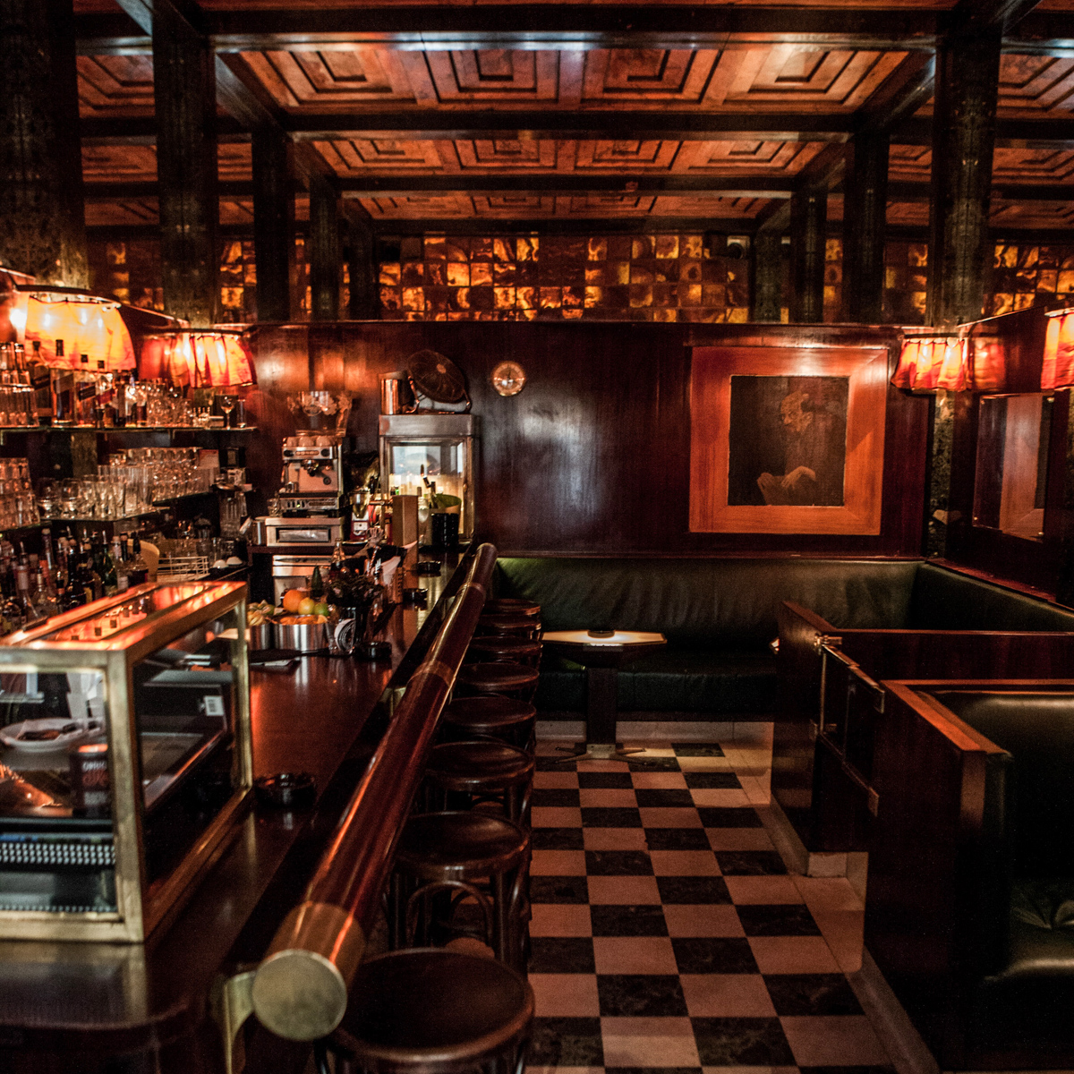 Loos Bar Wien ©Robin Roger Peller