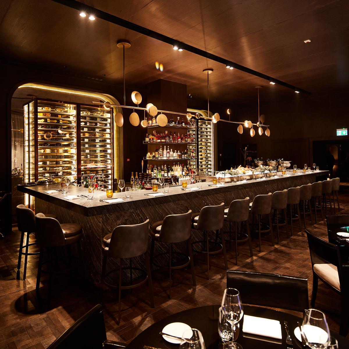 Restaurant George Prime Steak in München-4