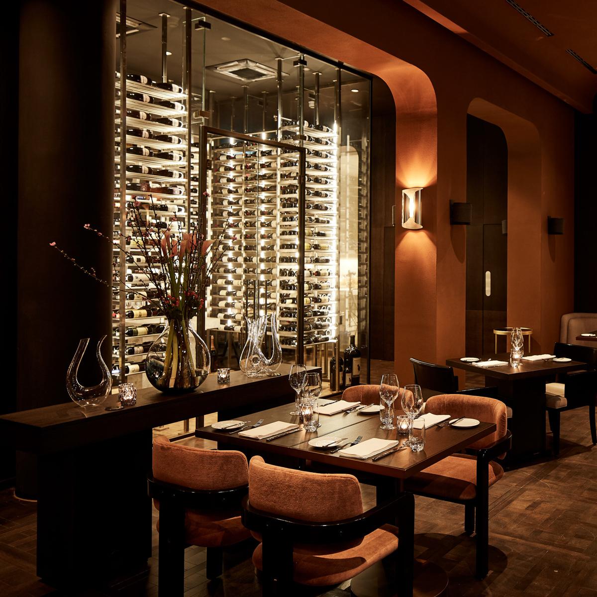 Restaurant George Prime Steak in München-6