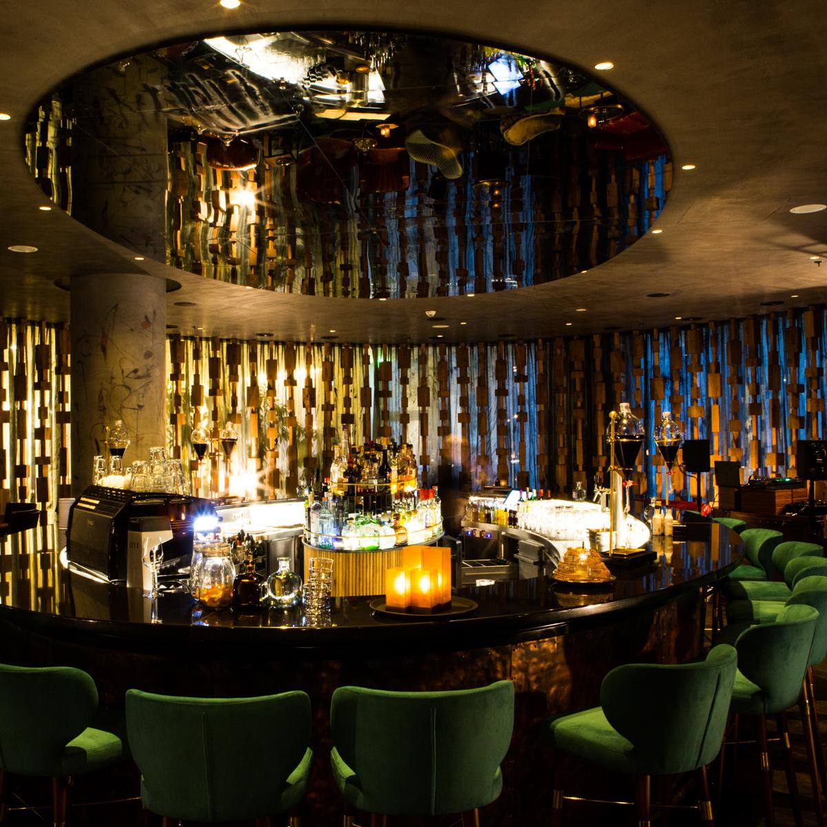 Restaurant Layla Interieur © Itiel Zion