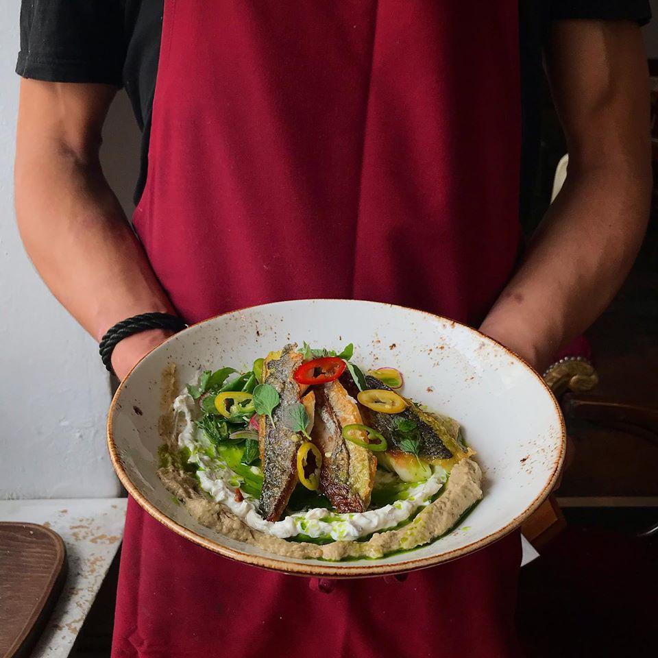 Yafo Israelisches Restaurant Berlin Mitte