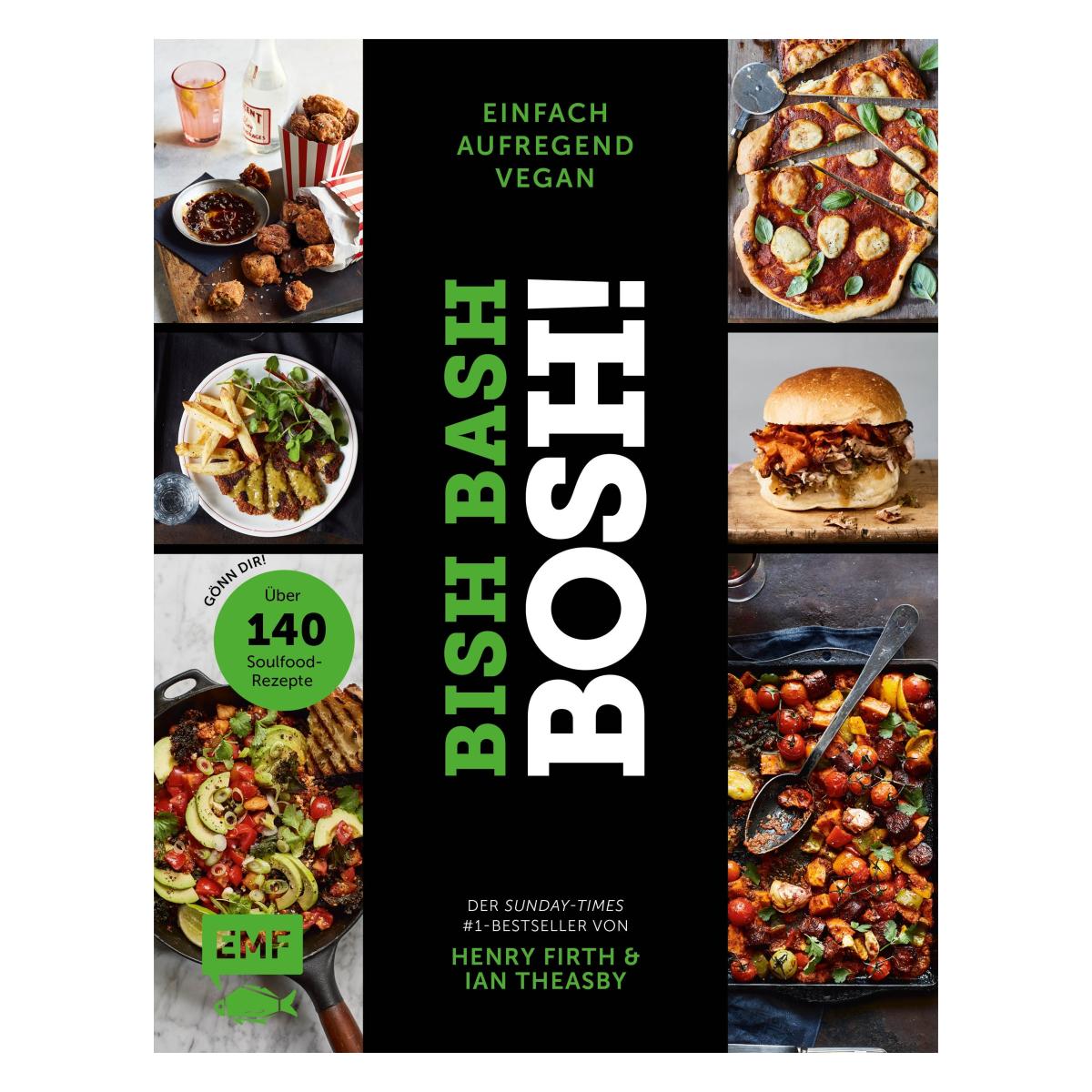 Kochbuch Bish Bash Bosh