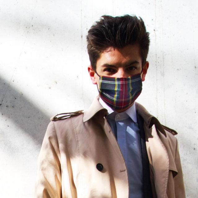 Masken und Munschutz von Auerbach Berlin
