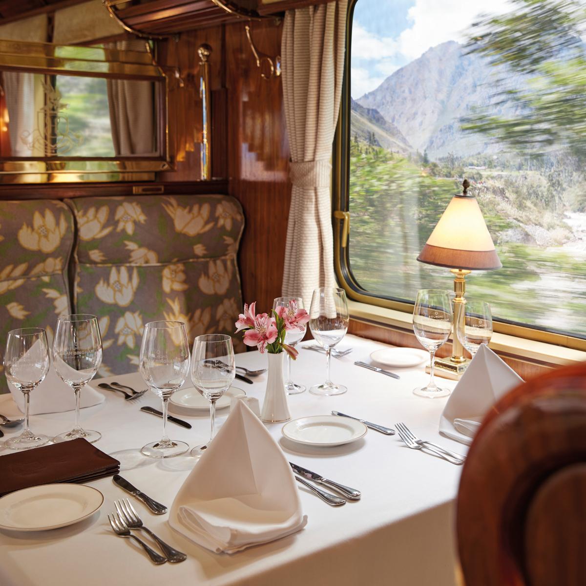 Belmond Hiram Bingham – Mit dem Zug zum Machu Picchu-14