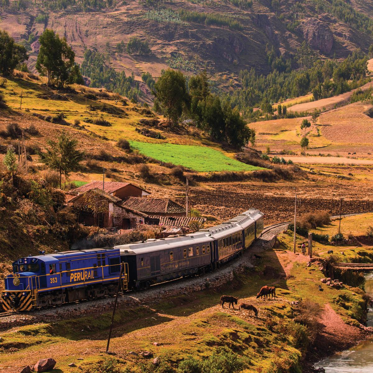 Belmond Hiram Bingham – Mit dem Zug zum Machu Picchu-4