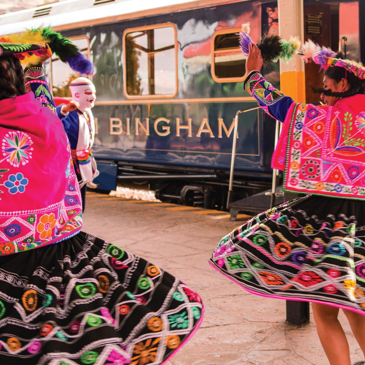 Belmond Hiram Bingham – Mit dem Zug zum Machu Picchu-5