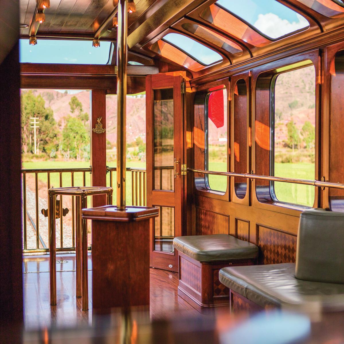 Belmond Hiram Bingham – Mit dem Zug zum Machu Picchu-8