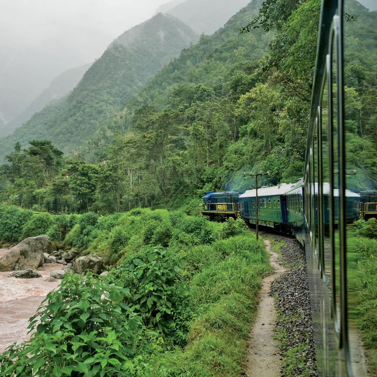 Belmond Hiram Bingham – Mit dem Zug zum Machu Picchu