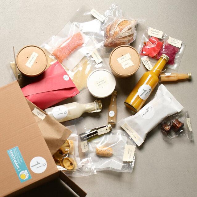 Einsunternull Pakete im Versand
